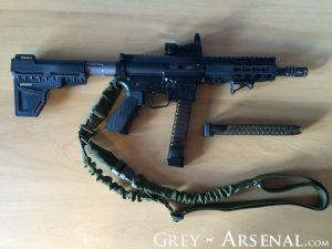 PSA AR-9 Hybrid Review | Grey Arsenal